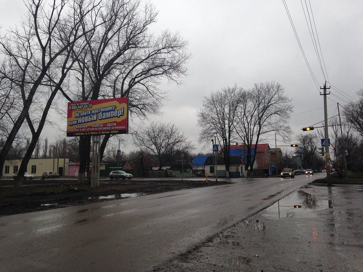 аренда рекламных щитов зерноград