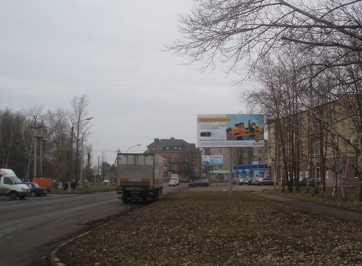щит 6х3 Зерноград, Шукшина — Березовая А