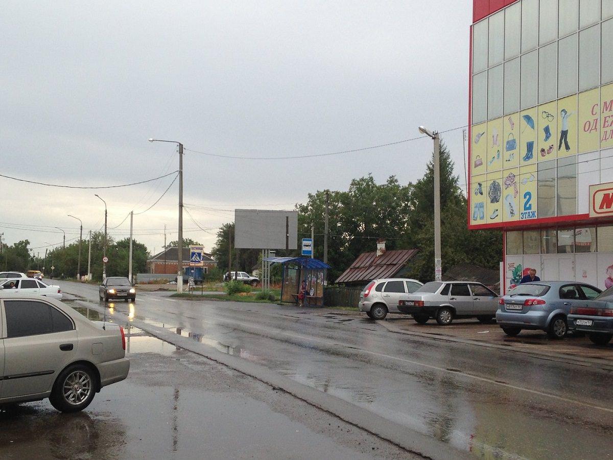 рекламные щиты в Зернограде