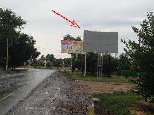 Зерноград, Садовая - Комарова, сторона А