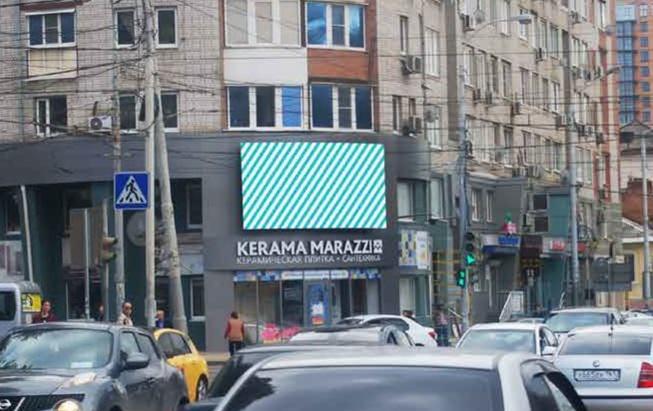 видеоэкраны в Ростове