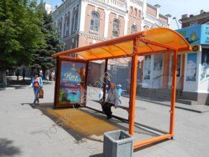 реклама на остановках от собственника Ростов