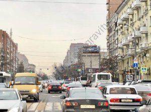 крышная конструкция Ростов Ворошиловский пр.