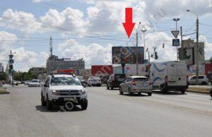 реклама возле Окей Ростов-на-Дону