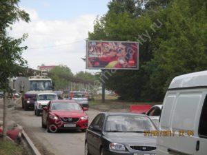 аренда рекламного щита в Ростове-на-Дону по дороге в аэропорт Платов