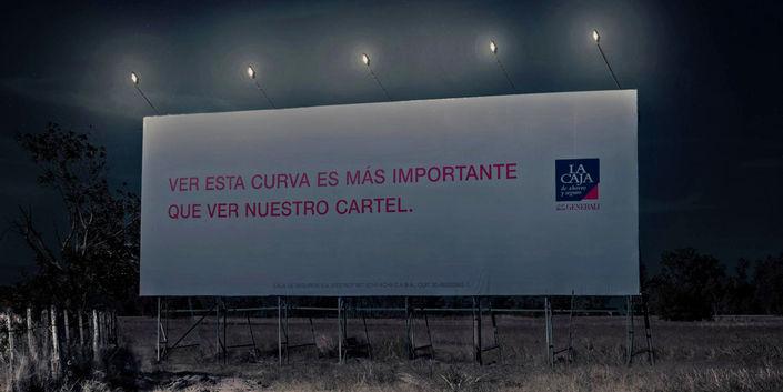 билборд в Аргентине