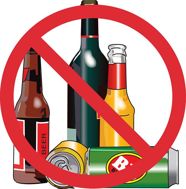 запрет рекламы алкоголя
